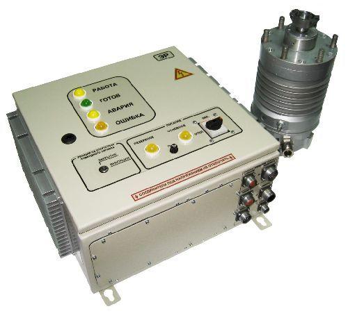 Взрывозащищенный вентильный электропривод дозатора газа с прибором управления